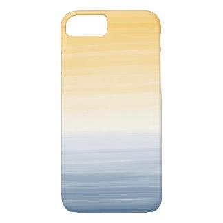 iPhone 7 de Ombre de la acuarela Funda iPhone 7