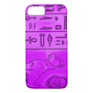iPhone 7 Egyptian Purple Amethyst Priestess Temple iPhone 7 Case