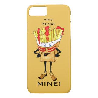"iPhone 7 fritadas ""mina de Fred!"" Caso Funda iPhone 7"