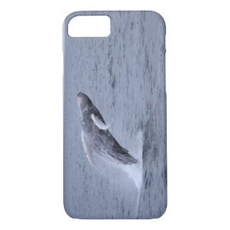 iPhone 7 Humpback Whale breaching iPhone 7 Case