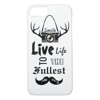 iPhone 7, Live Life to the Fullest iPhone 8/7 Case
