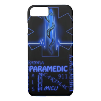 iPhone 7 Paramedic cell phone cover