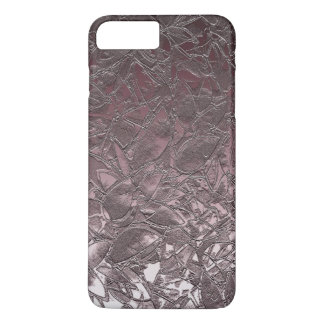 iPhone 7 Plus Case Barely Floral Relief Abstract