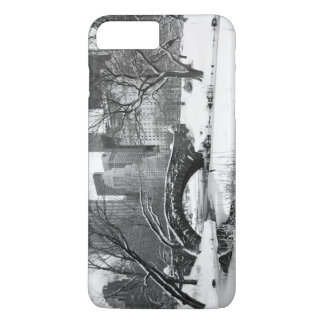 iPhone 7 Plus Case - Central Park Winter New York
