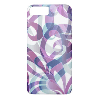 iPhone 7 Plus Case Floral Abstract