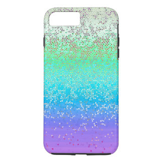 iPhone 7 Plus Case Tough Glitter Star Dust