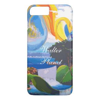iPhone 7 Plus Case-Water Planet series iPhone 8 Plus/7 Plus Case