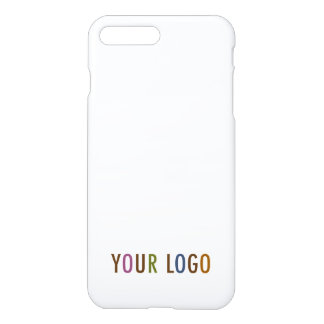 iPhone 7 Plus Custom Case Company Logo Branded