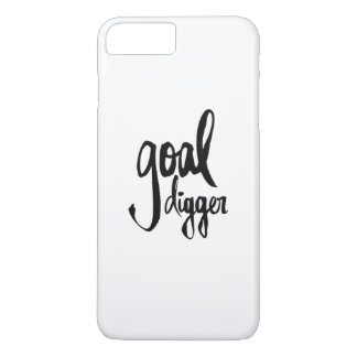"""iPhone 7 Plus Phone Case- """"Goal Digger"""" iPhone 7 Plus Case"""