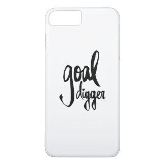 """iPhone 7 Plus Phone Case- """"Goal Digger"""" iPhone 8 Plus/7 Plus Case"""