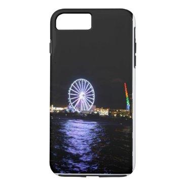 Beach Themed iPhone 7   Plus protective case Ocean scene