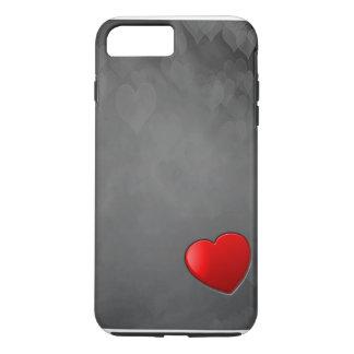 iPhone 7 Plus, Tough - Hearts iPhone 8 Plus/7 Plus Case