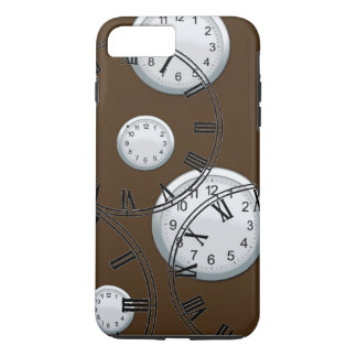 iPhone 7 PLUS TOUGH THE GEARS OF TIME iPhone 8 Plus/7 Plus Case
