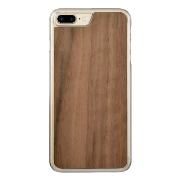Beach Themed iPhone 7 Plus Wood Case