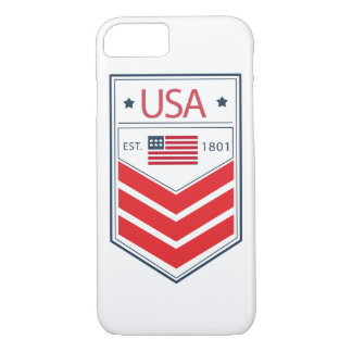 iPhone 7, Proudly American iPhone 7 Case
