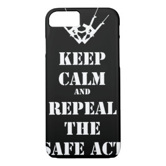 iPhone 7 Repeal The New York Safe Act iPhone 7 Case