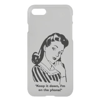iPhone 7 - Sassy Vintage Woman case