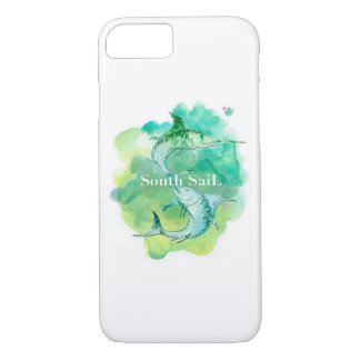 iPhone 7 South Sail Logo iPhone 8/7 Case