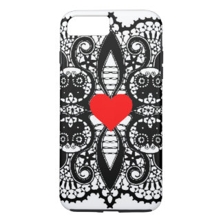 iPhone 7- SWEETHEARTS LACE! iPhone 7 Plus Case