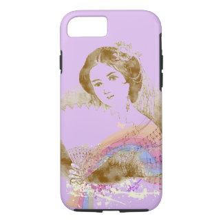 iPhone 7 ToughCase de señora Purple de la fan del Funda iPhone 7