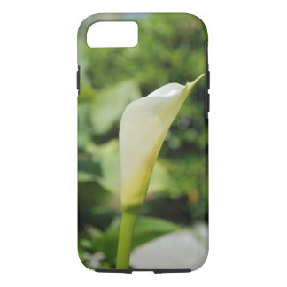 iPhone 7 white calla shell iPhone 8/7 Case