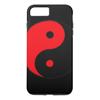 iPhone 7 YINGYANG RED AND BLACK BALANCE iPhone 7 Plus Case
