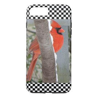 iPhone 7CASE BEAUTIFUL CARDINAL LANDSCAPE iPhone 8 Plus/7 Plus Case