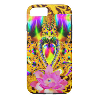 iPhone 7CASE - THE HEART OF BUDDHA iPhone 7 Case