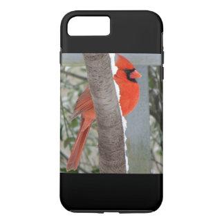iPhone 7CASE WINTER RED CARDINAL BIRD iPhone 8 Plus/7 Plus Case