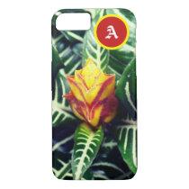 iPhone 8/7 case Exotic flower