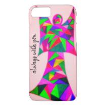 iPhone 8/7 case : Mosaic Angel