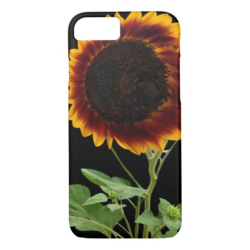 iPhone 8/7 Sunflower Phone Case Cover