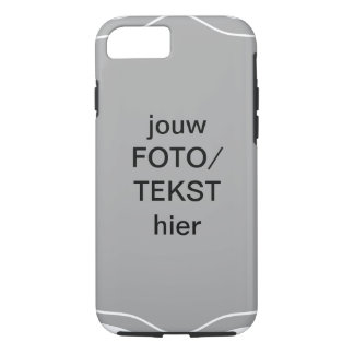 iPhone 8 devise hoesje iPhone 8/7 Case