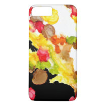 """iPhone 8/iPhone 8 Plus """"Abstract Bouquet"""" case"""