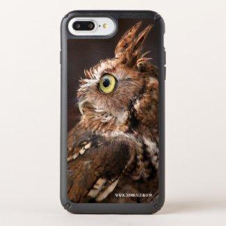 iPhone 8Plus Eastern Screech Owl Speck iPhone Case