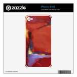 iphone abstract skins iPhone 4 decals