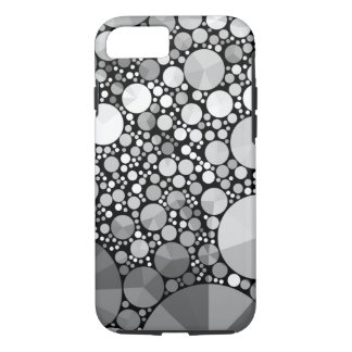 iPhone abstracto 7 de Bling del modelo duro Funda iPhone 7