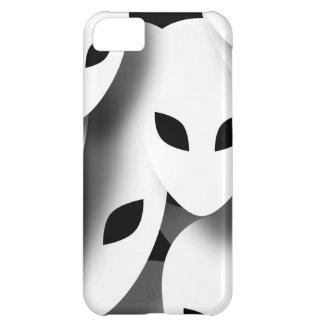 iPhone abstracto de los extranjeros 5 casos Funda Para iPhone 5C