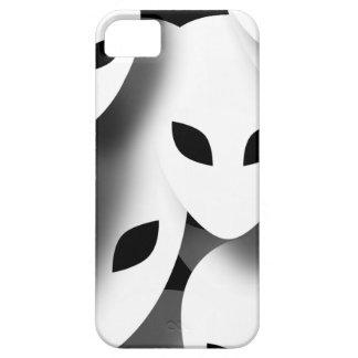 iPhone abstracto de los extranjeros 5 casos iPhone 5 Carcasa