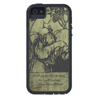 Iphone adaptable 1898 del chica de Henry Ospovat 6 Funda Para iPhone SE/5/5s