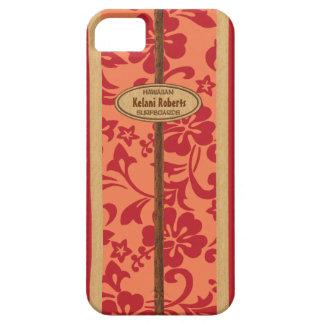 iPhone adaptable de la tabla hawaiana de Mokuleia  iPhone 5 Case-Mate Cárcasas