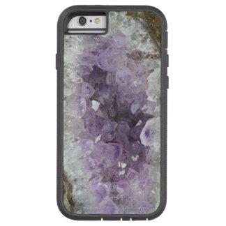 iPhone Amethyst 6, Xtreme duro de Geode Funda De iPhone 6 Tough Xtreme