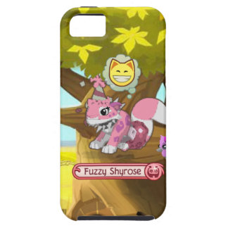 iPhone animal 5/5s Casee de la onza del atasco iPhone 5 Fundas