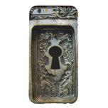 iphone antiguo de la cerradura funda de iPhone 6 barely there