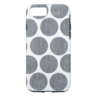 iPhone apenado oscuro 7 del lunar del gris de Funda iPhone 7
