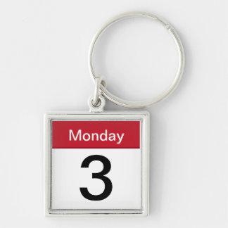 iPhone App Keychain - Calendar