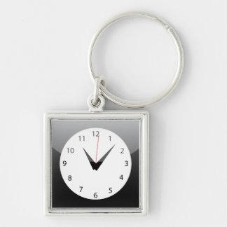 iPhone App Keychain - Clock