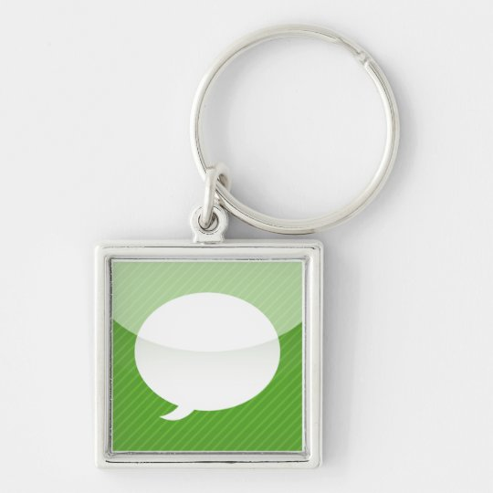 iPhone App Keychain - Messages