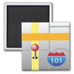 iPhone App Magnet - Maps