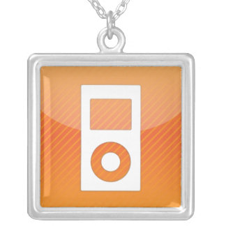 iPhone App Necklace - iPod